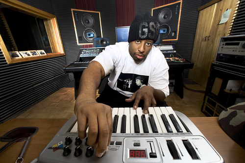 Product picture DJ Premier Kit by iRespireRhythm.com